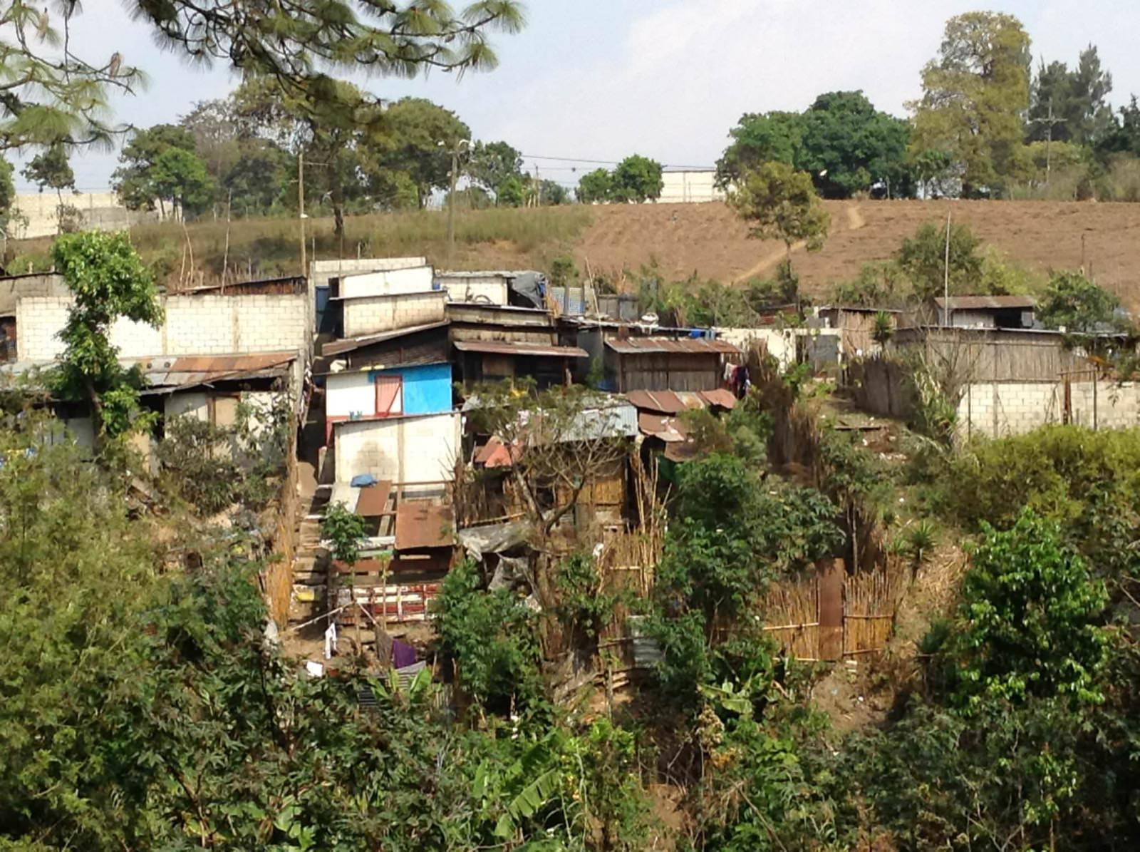 Guatemalan Houses in Parramos