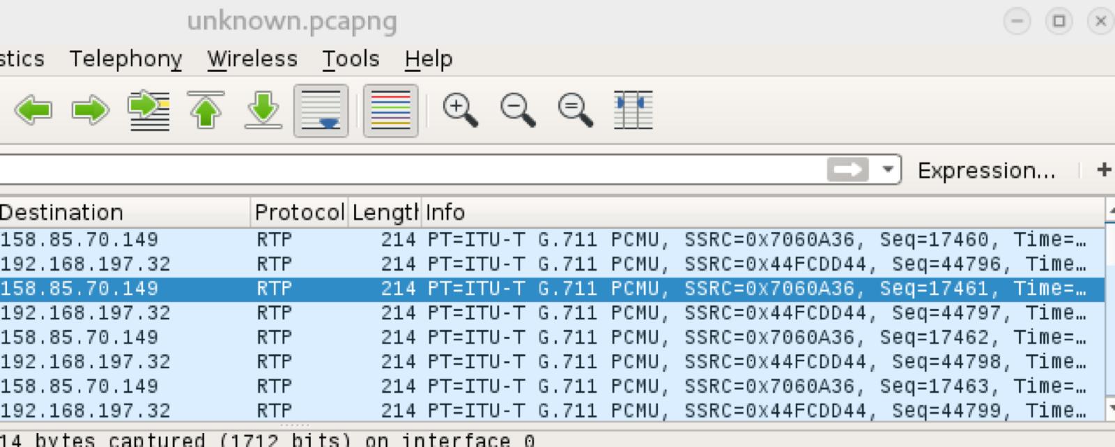 RTP Decoded