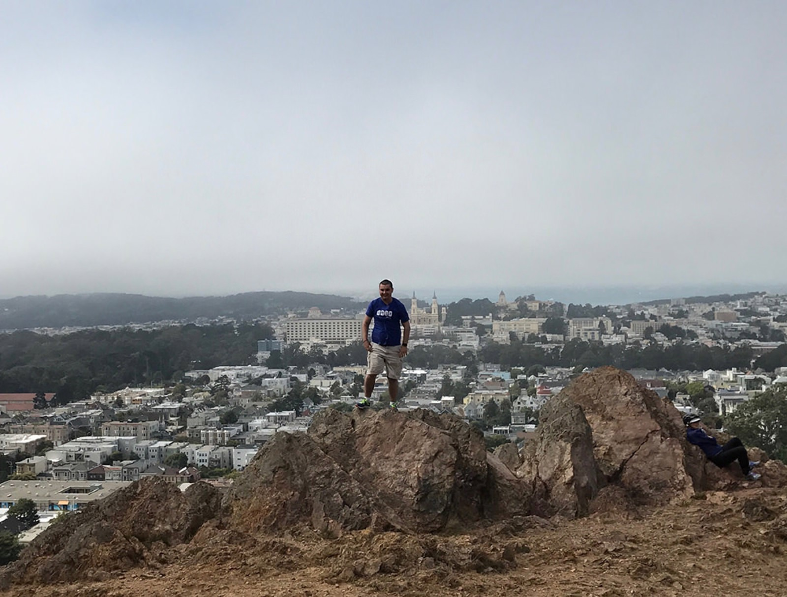 Conquering SF one mountain at a time