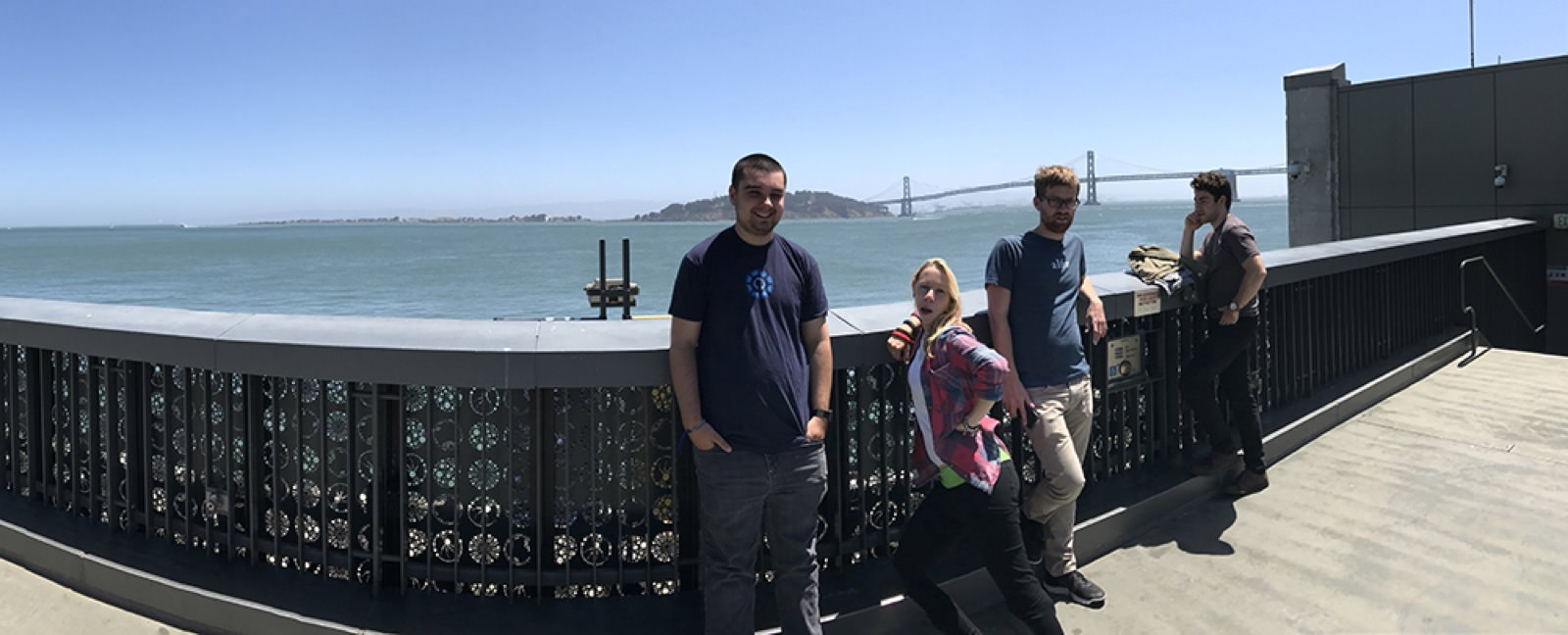 A Little Over A Month Ago I Landed In Sunny San Francisco For A Summer Of