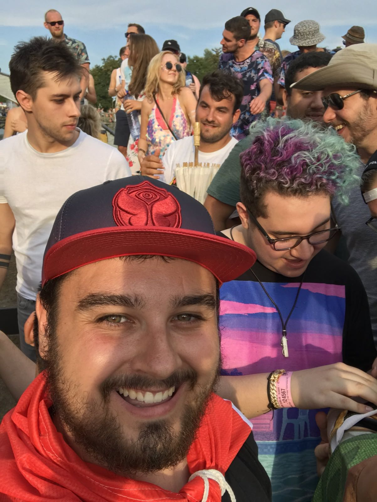 Meeting Slushii