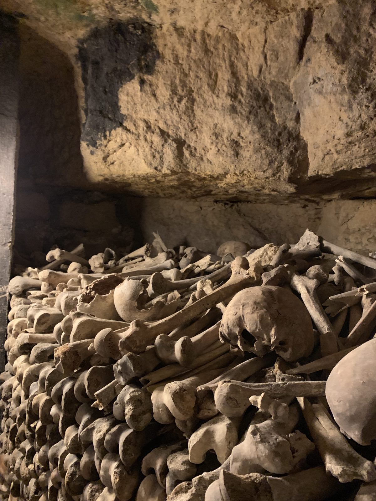 The French Catacombs