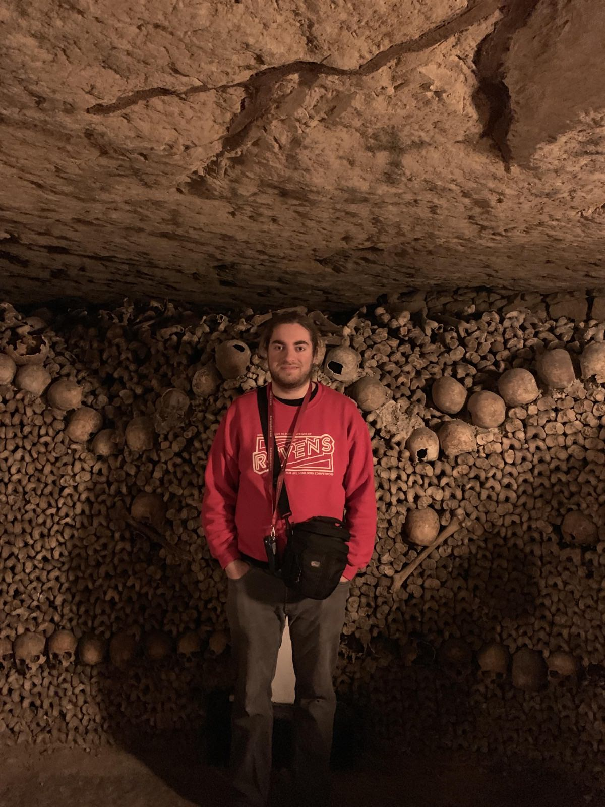Forest in the Catacombs