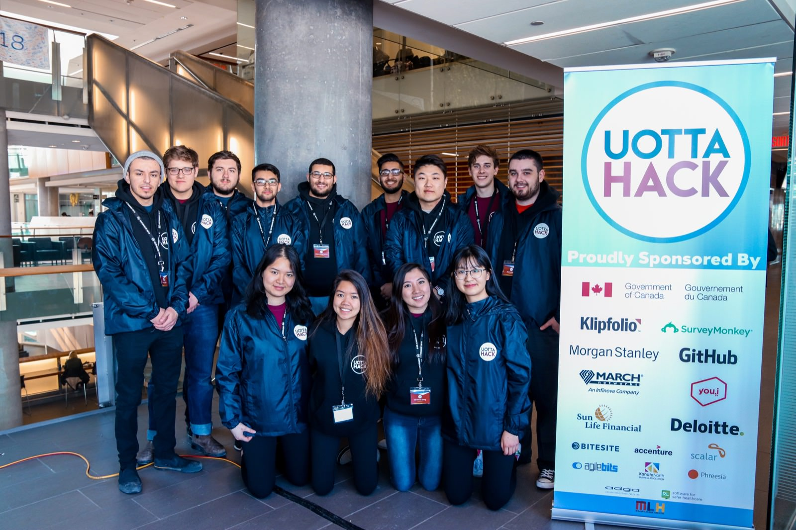 The uOttaHack Founding Team